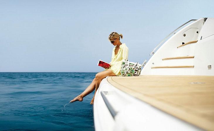 Аренда яхты на Лазурном Берегу