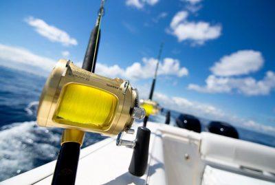 Рыбалка с яхты. Средиземное море