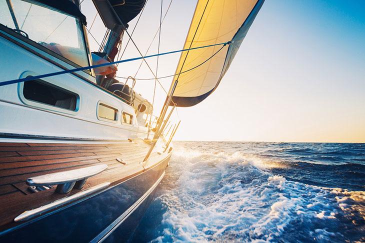 Яхтинг: как стать яхтсменом